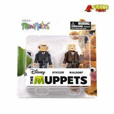 The Muppets Minimates Series 2 Statler & Waldorf