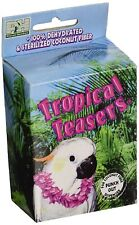 1- PREVUE COCO TROPICAL TEASERS NEST NESTING BOX MATERIAL BED BIRD FREE SHIP USA