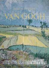 VAN GOGH - PIALAT / DUTRONC / PAINTING - ORIGINAL LARGE FRENCH MOVIE POSTER