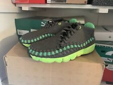 Nike Air Footscape Woven Chukka Uk9 Rare