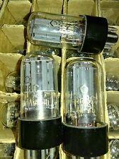 2 x tube 6N8S / 6SN7 / ECC32 / 6CC10 URSS 1970 NOS
