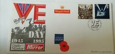 VE Day event cover sponsored by The Daily Mirror 1995