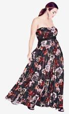 City Chic Women's Formal Plus Size Dresses for Women's Maxi Dresses