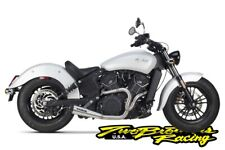 Two Brothers 005-4610199 Stainless Comp-S 2-1 Full System 15-19 Indian Scout