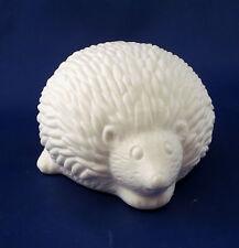 Hedgehog Night Light Porcelain LED New Battery Operated Glows Softly Hedgie