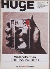 Wallace Berman Mugler dior homme adrian sherwood Japanese Magazine HUgE 2011