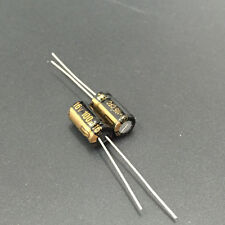10pcs 100uF 16V 6.3x11mm Panasonic FC Low ESR 16V100uF Audio grade Capacitor