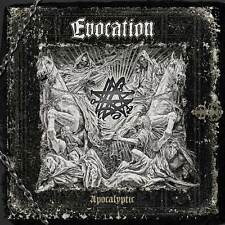 EVOCATION - Apocalyptic  CD
