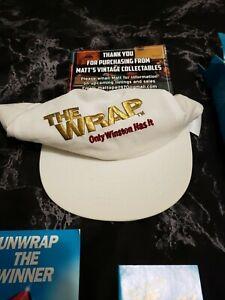 Vintage Winston Caps