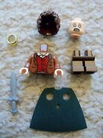 LEGO LOTR Lord Of The Rings - Rare - Frodo Minifig w/ Ring - From 9472 - New
