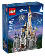 Cinderellas Castle LEGO Disney Princess The Disney Castle New In Box (71040)