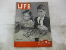 Life Magazine June 2nd 1941 Sunday School Published By Time              mg126