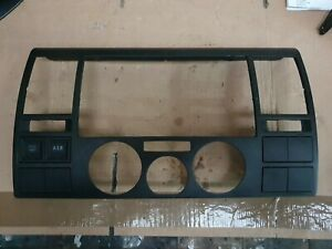 VW T5 TRANSPORTER FACIA DASH PANEL kombi caravelle camper modified with buttons