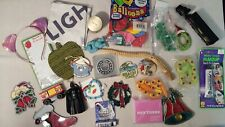 Junk Drawer Lot Christmas, Toys, Candle Plus Other Misc Items Everything Shown