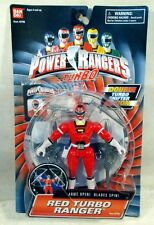 Power Rangers Turbo Double Shifter Action Red Ranger (MOC)