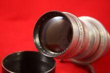 Soviet lens (ols) Jupiter - 11. (4/135) Red P. LOMO KMZ. Mount KONVAS