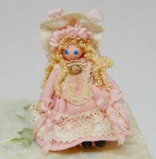 Vintage Ethel Hicks Toy Doll Dollhouse Miniature 1:12
