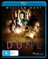 Dune Miniseries (Blu-ray) William Hurt Frank Herbert [All Regions] NEW/SEALED