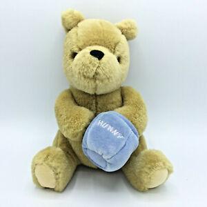 "GUND Disney Classic Winnie the Pooh Plush 9"" Bear Hunny Pot"