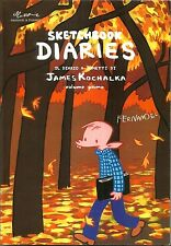 COMICS - Il Diario a Fumetti di James Kochalka - Sketchbook Diaries - NUOVO