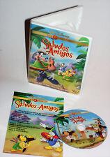 Walt Dinsey's Gold Collection Saludos Amigos DVD - Mickey - Poppins - Genie