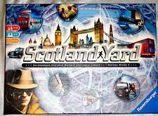 Scotland Yard - Hunting Mister X Brettspiel