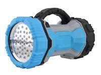 Lighthouse Bolt Rechargeable Flip Top LED Torch Light 3 Watt CREE, L/HBOLTMEGA