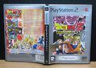DRAGONBALL Z BUDOKAI 2 - PS2 - PlayStation 2 - PAL - Italiano - Usato