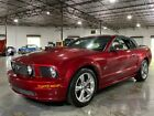 2005 Ford Mustang GT Convertible Modern Day Muscle Car, Shaker Sound System