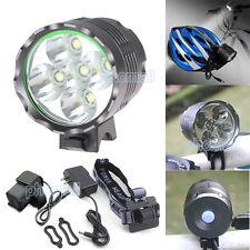 13000LM CREE XML T6 5x LED Bicycle Bike Lamp Headlamp Headlight Head Torch Light
