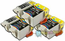 6 Advent 10 XL ABK10+ACL10 Compatible Ink Cartridge for A10 AW10 AWP10 non-OEM