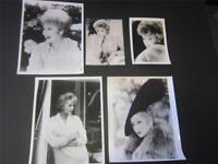 I Love Lucy Lucille Ball  5 pc Publicity Photograph Reprint Lot B Great GIFT New