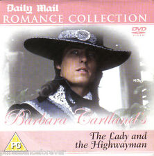 BARBARA CARTLAND'S THE LADY AND THE HIGHWAYMAN (Daily Mail R2 DVD) (Grant)