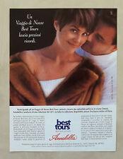 B187-Advertising Pubblicità-1999 - ANNABELLA - PAVIA