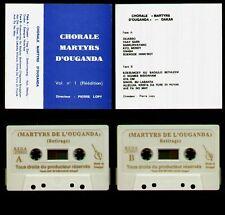 MARTYRS DE L'OUGANDA - SENEGAL CASSETTE - RETIRAGE