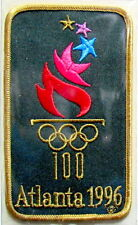1996 SUMMER OLYMPICS XXVI ATLANTA OLYMPIC GAMES PATCH Willabee & Ward PATCH ONLY