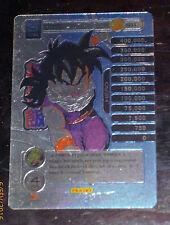 DRAGON BALL Z TCG DBZ PANINI CARD CARDDASS PRISM CARTE GOHAN LEVEL 3 S11 NM RARE