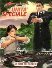 fumetto EURA EDITORIALE IL CARABINIERE UNITA' SPECIALE numero 14