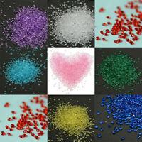 Wedding Supply 10000pcs 2.5mm Diamond Party Decor Table Confetti Crystal Acrylic