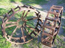 Gitterräder Traktor Moorräder Deutz Fendt Lanz Oldtimer 6 Loch Kreis