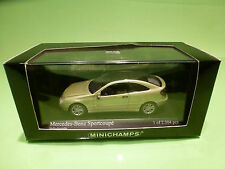 MINICHAMPS  1:43  MERCEDES BENZ  C-KLASSE SPORT COUPE   - GOOD CONDITION IN BOX