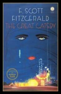 The Great Gatsby (Scribner Classics) - Hardcover By F. Scott Fitzgerald - GOOD