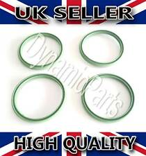 4x VW BORA GOLF PASSAT TRANSPORTER CADDY INTERCOOLER TURBO HOSE PIPE SEAL O-RING
