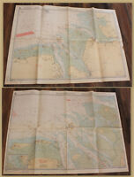 Südafrikanischer Kriegsschauplatz Karte von Natal 1899 Geografie Geographie sf