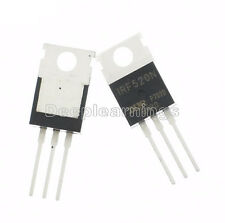 50 PCS IRF520N IRF520 Power MOSFET N-Channel TO-220