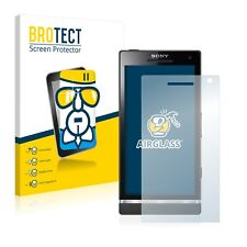 Sony Ericsson Xperia S LT26i Glass Film Screen Protector Protection