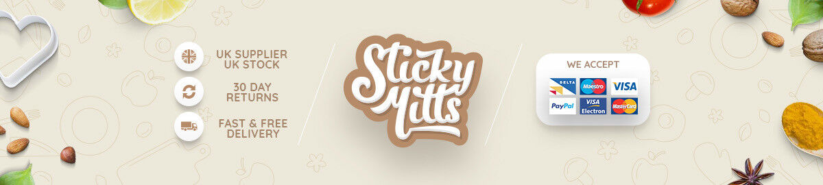 Sticky Mitts Kitchen