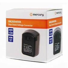 MW Step Down Voltage Converter Adapter US To UK Version (110V-120V to 220V-240V)