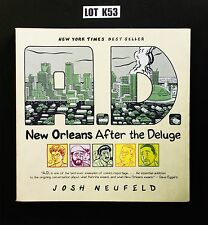 Pantheon Graphic Novels A. D. :New Orleans after the Deluge by Neufeld LOT K53