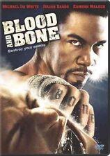 Blood and Bone 0043396297647 DVD Region 1